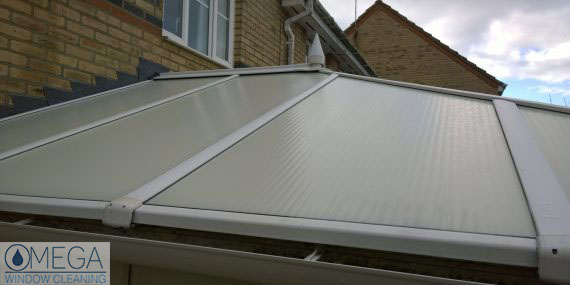 Pitched Conservatory Roof - After