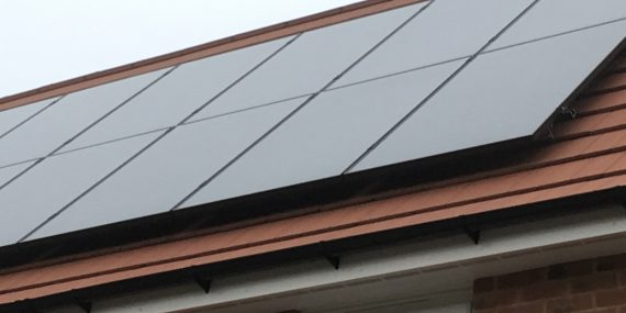 Solar Panel Cleaning in Andover and Westbury